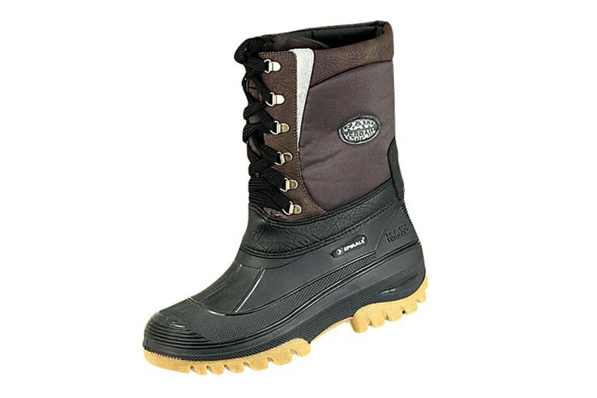Zimní pracovní obuv Spirale Raw Terrain  f027115386d